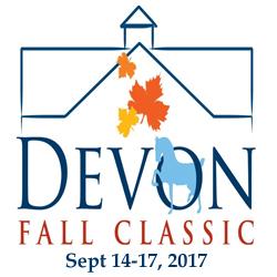 Devon Fall Classic 2017